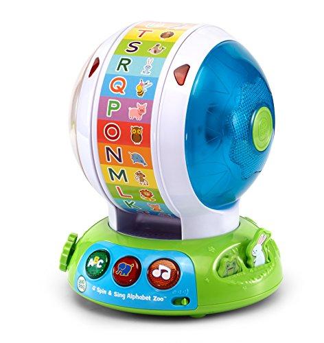 LeapFrog Spin & Sing Alphabet Zoo