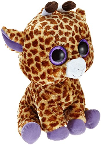 ty beanie boos safari large the giraffe - Ty Beanie Boos - Safari (Large) the Giraffe