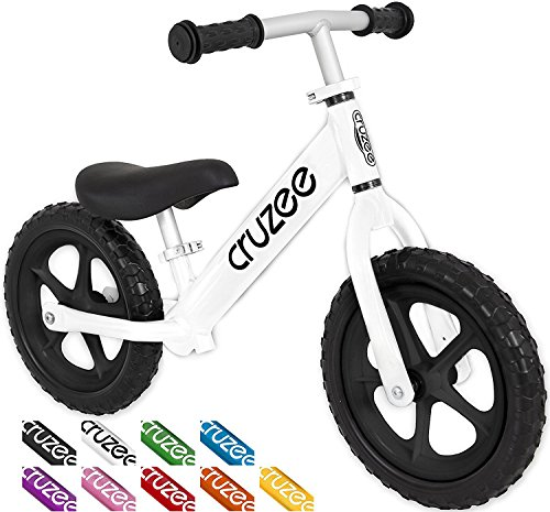 Cruzee UltraLite Balance Bike 44 Lbs For Ages 15 To 5 Years