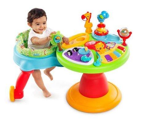 bright starts 3 in 1 around we go activity station baby walker and baby toys - Bright Starts 3-in-1 Around We Go-Activity Station, Baby Walker And Baby Toys