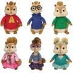 ty beanie babies alvin the chipmunks complete set of 6  150x150 - Furby Diagonal Stripes Boom Plush Toy