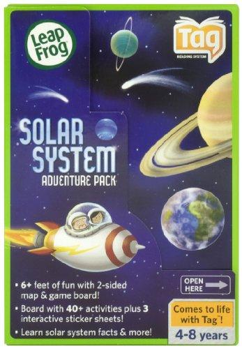 LeapFrog Tag Solar System Adventure Pack
