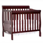 dream on me 4 in 1 aden convertible mini crib cherry 150x150 - Dr. Hart's Weighted Blanket Kid's Quilt | Heavy Gravity Blanket for Anxiety Relief & to Improve Sleep | Natural Sleep Aid & Stress Relief | Calming Weighted Comforter & Cover | 15 lbs | 60x80