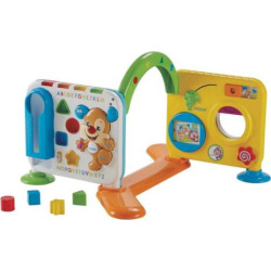 Fisher-Price Laugh & Learn Crawl-Around Learning Center, Multicolor