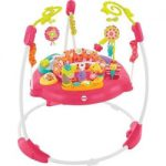 fisher price pink petals jumperoo 150x150 - Net Playz 6'X6' Portable Fiberglass Lacrosse Goal with Target Panel, Multicolor