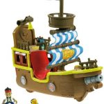 fisher price disneys jake and the never land pirates jakes musical pirate 150x150 - Fun Wheels Spin Krazy Ride-On Toy, Multicolor