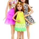 barbie and her sisters in the great puppy adventure doll 3 pack 150x150 - Our Generation Dolls Wooden Wardrobe Doll, 18""