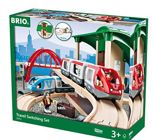 brio travel switching set - Brio Travel Switching Set