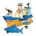 matchbox mega rig shark adventure 150x150 - Brio Travel Switching Set
