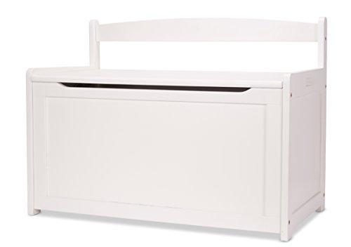 melissa doug toy chest white childrens furniture - Melissa & Doug Toy Chest - White Children's Furniture