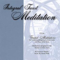 integral tarot meditation cd set - Integral Tarot Meditation CD Set