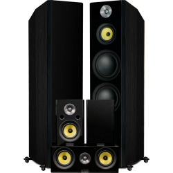 Fluance Signature Series Hi-Fi 5.0 Home Theater Speaker System