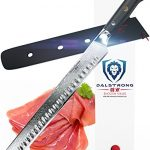 dalstrong slicing carving knife 12 granton edge shogun series aus 10v  150x150 - Chef Remi's Latest Kitchen Scissors - Multi Purpose Utility Shears for Chicken, Poultry, Fish, Meat, Vegetables, Herbs, and BBQ As Sharp As Any Knife and Comes Apart For Cleaning