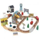 disney pixar cars 3 50 piece thomasville track set by kidkraft multicolor 150x150 - LEGO Speed Champions F14 T & Scuderia Ferrari Truck 75913
