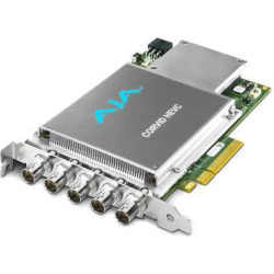 aja hevc encoder card atx6 powered corvid hevc atx6 - AJA Hevc Encoder Card - Atx6 Powered CORVID HEVC-ATX6