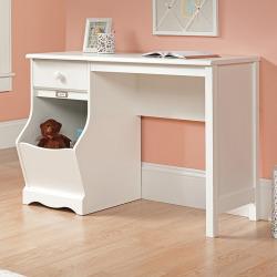 Sauder Pogo Desk, White