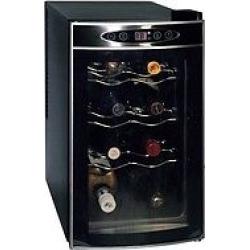 Koolatron 8 Bottle Counter Wine Cooler – Black WC-08
