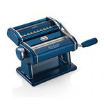 marcato atlas pasta machine made in italy blue includes pasta cutter hand 150x150 - Hemstitched Dinner Napkins Sea Green (Set of 12)