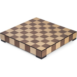 bey berk chess and checkers set with storage drawer brown - Bey-Berk Chess and Checkers Set with Storage Drawer, Brown