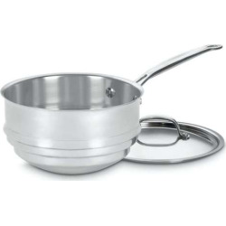 Cuisinart Chef's Classic Stainless Steel Universal Double Boiler, Grey