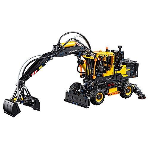Lego Technic Volvo Ew160e Excavator 42053 Construction Toy All