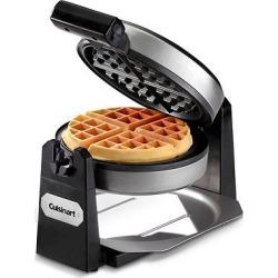 cuisinart belgian waffle maker stainless steel waf f10 silver - Cuisinart Belgian Waffle Maker - Stainless Steel Waf-F10, Silver