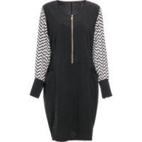 Kiyonna Women's Plus Size Mademoiselle Lace Dress 1X Sapphire Blue