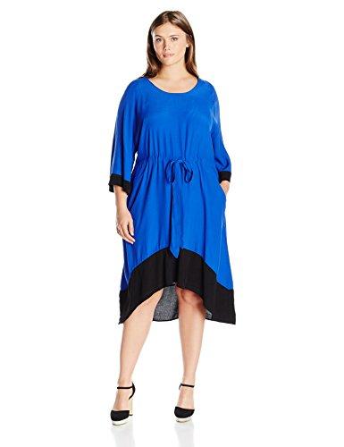 Plus Size Maxi Lace Gown Dress