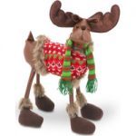 national tree company 24 in fairisle moose decor red 150x150 - Tamagotchi P's Melody Land Set (Japan Import)