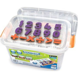 Junior Learning Touchtronic Number Game Kit