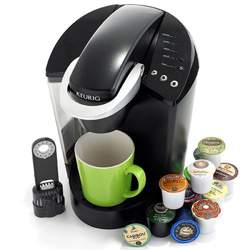 Keurig K45 Elite Brewing System, Black (Discontinued)
