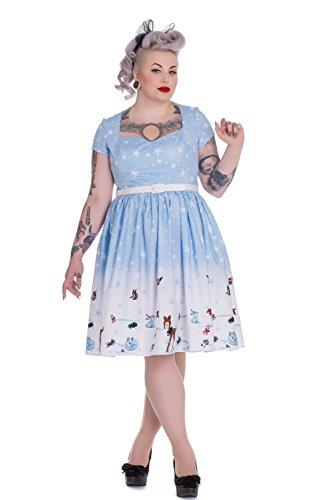 Textured Shadow Stripe Dress