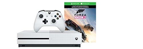 Xbox One S 500GB Console – Forza Horizon 3 Bundle [Discontinued]