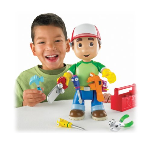 fisher price disney lets get to work manny - Fisher-Price Disney Let's Get to Work Manny