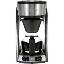bunn heat n brew 10 cup programmable coffeemaker black - Bunn Heat N' Brew 10-Cup Programmable Coffeemaker - Black