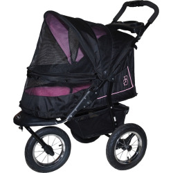 pet gear nv pet stroller red - Pet Gear NV Pet Stroller, Red