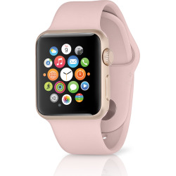 Apple Watch Sport Series 2 w/ 38mm Rose Gold Case – Pink Sand (Pre-Owned)