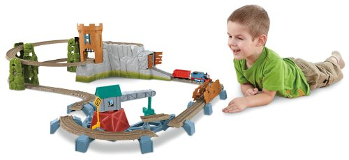 Thomas & Friends Fisher-Price TrackMaster, Castle Quest Set