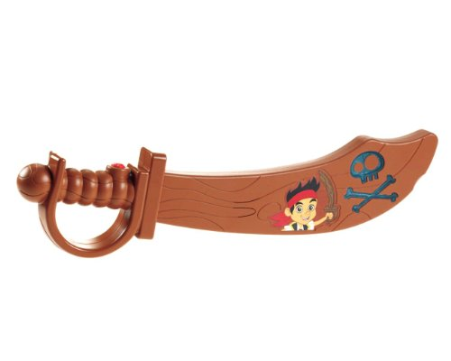 Fisher-Price Disney's Jake and The Never Land Pirates – Jake's Magical Sword