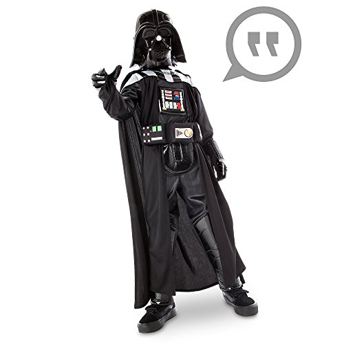 Star Wars Darth Vader Costume with Sound for Kids Size 9/10 Black