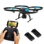 serenelife wifi fpv drone with hd camera and live video headless mode 150x150 - Ninja Single-Serve, Pod-Free Coffee Maker Bar with Hot and Iced Coffee, Auto-iQ, Built-In Milk Frother, 5 Brew Styles, and Water Reservoir (CF112)