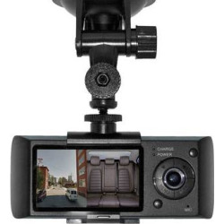BrickHouse Security Dual View Car Camera System 363-CD114