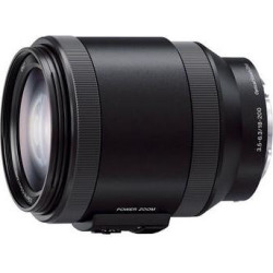 sony e pz 18 200mm f35 63 oss lens selp18200 - Sony E PZ 18-200mm f/3.5-6.3 OSS Lens SELP18200