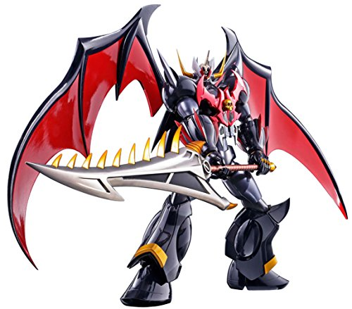 Bandai Tamashii Nations Mazinkaizer Skl Final Count Bandai Super Robot Chogokin Small Metal Statue