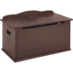 guidecraft expressions toy box brown - Guidecraft Expressions Toy Box, Brown