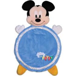 disneys mickey mouse plush play mat multicolor - Disney's Mickey Mouse Plush Play Mat, Multicolor