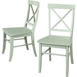 dining chair woodmint green - Dining Chair Wood/Mint Green