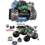 monster jam 3d giant wall decal and burst kit 150x150 - DC Comics Men's Batman Collector Costume - One Size Fits Most, Multi-Colored