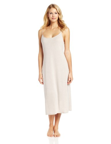 Natori Women's Shangri Gown, Heather Cashmere, Small