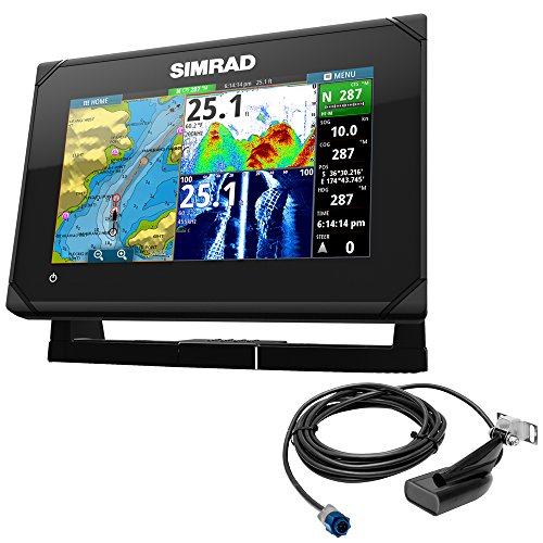 simrad go7 xse chartplotter with medhighdownscan tm 000 12672 001 - Simrad Go7 Xse Chartplotter With Med/High/Downscan T/M 000-12672-001